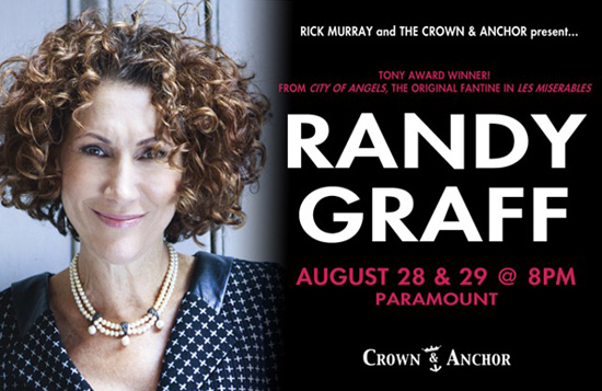 Randy Graff at the Paramount Theatre